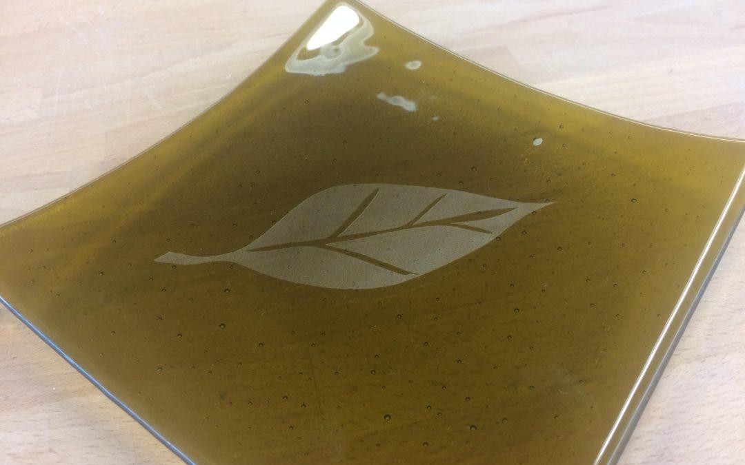 Intro to Sandblasting Glass